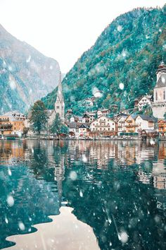 "heaven-ly-mind: ""Hallstatt, Austria"""