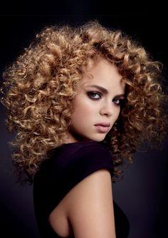 What a hair!