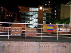 - Balas + Comida #ResistenciaVzla #ElQueSeCansaPierde #LPG #Venezuela #SOSVenezuela  #PrayForVenezuela