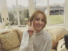 A goddess is returning: Han Hye-jin sends her beautiful smile from UK