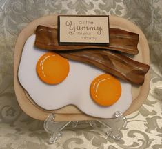 Stamp-n-Design: Bacon and Eggs Birthday!