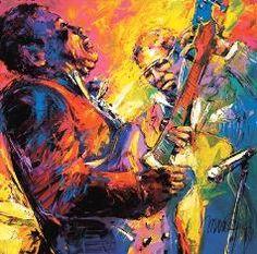 jazz band art - Google Search