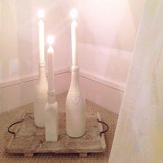 .@stylebyjulia | DIY candle holders #spraypaintforthewin #diy | Webstagram