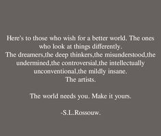 #Quote #Sayings #Future #SLRossouw