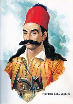 Costume Ethnique, Greek Warrior, Greek History, Eastern Europe, Worship, 19th Century, Princess Zelda, Hero, Adventure