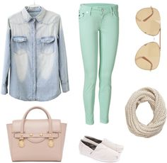 """""""♥"""" by laura-restrepo on Polyvore"""