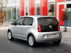 VW up! 5-door...just like my new car. So damn excited!!