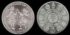 1000 Escudos - Prata, 1997