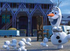 Frozen fever Olaf