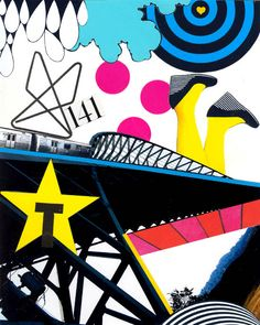 Nubby Twiglet collage