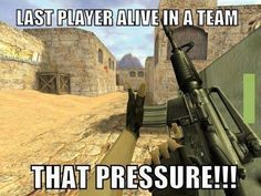 Good old Counter Strike