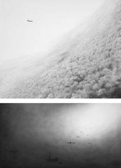 Black Box: Graphite on Canvas Artworks by Lopez Pardo | Inspiration Grid | Design Inspiration