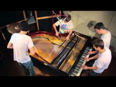 Sounds of a Grand Piano Grand Piano, Sound & Vision, Music Instruments, Videos, Youtube, Moving Pictures, Piano, Projects, Musical Instruments