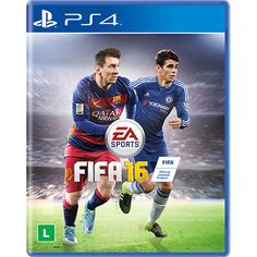 Discover the FIFA 16 - Standard Edition - PlayStation Electronic Arts. Explore items related to the FIFA 16 - Standard Edition - PlayStation Electronic Arts. Organize & share your favorite things (including wish lists) with friends. Lionel Messi, Fifa Xbox, Ps4 Games, News Games, Playstation Games, Fifa 16 Game, Fifa 2016, Team Online, Electronic Arts
