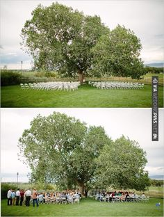 backyard wedding ceremony ideas | CHECK OUT MORE IDEAS AT WEDDINGPINS.NET | #weddings