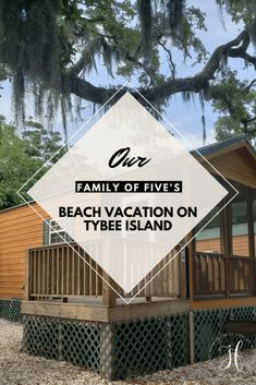 Our Family Beach Vacation on Tybee Island – Jessi Fearon – Finance tips, saving money, budgeting planner Ways To Save Money, Money Tips, Money Saving Tips, How To Make Money, Savings Planner, Free Vacations, Tybee Island, Frugal Living Tips, How To Level Ground
