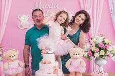 Aniversário - Maria Luiza