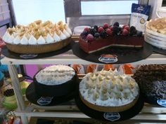 Alimentaria Barcelona - American Bakery, tartas dulces