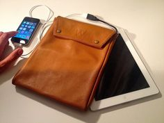 Outpost – a battery case for your tablet and smartphone by WearWatt Team — Kickstarter