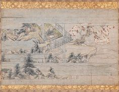 Japanese Illustrated Handscrolls | Thematic Essay | Heilbrunn Timeline of Art History | The Metropolitan Museum of Art