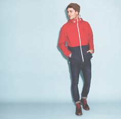 Stay warm and dry in a #JackWills Emmerson Jacket #GREENSHOOTS