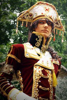 Suleyman - Trinity Blood by ~OkariDane on deviantART