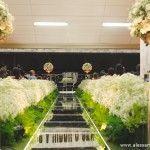 A Passarela de Espelho ficou tão famosa, que virou e vem virando sonho de consumo de muitas noivas. Clique aqui e saiba mais!