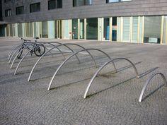 BIKE RACK Berlin different size low hoop