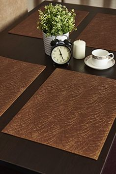 Pinterest & 49 Best Dining Table Mats Placemats images in 2018 | Coasters ...
