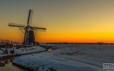 Poldersche Molen in Maasdam - Foto Marc van der Stelt - MS Fotografie