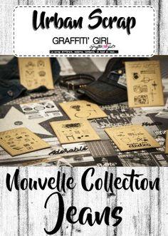 Collection Urban Scrap Graffiti Girl