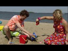 Dirk Scheele - Het Strand uit de serie ´Huis, tuin en keukenavonturen deel 1´ - YouTube