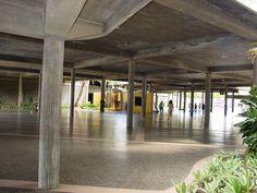 Plaza Cubierta UCV