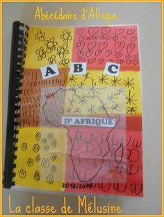 ABC of Africa - Melusine's class - animals African American Artist, American Artists, Web Animal, Afrique Art, Grande Section, Alphabetical Order, Jungle Safari, Letter Sounds, African Animals