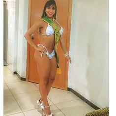 Meus amores é com muito orgulho que informo-lhes que sou a Garota Fitness Goiás 2014!! 🏆 Agradeço primeiramente a Deus e minha querida Mãe por esta conquista. Obrigada a todos pela torcida!! 🙏 Prometo representar meu estado da melhor forma possível o ano que vem em São Paulo! ✨💥✨💥