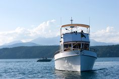 Sweetheart or sunrise cruise on our charter boat, the Jack! http://www.alderbrookresort.com/guestrooms/packages/