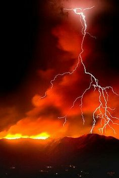 fire n lightning. *Baekyeol*