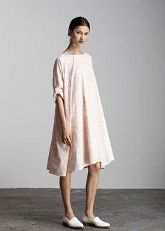 kowtow - 100% certified fair trade organic cotton clothing - Womens SOLID LIGHT DRESS