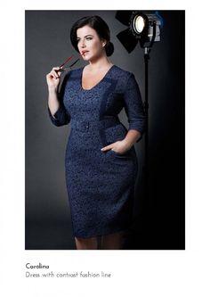 Dea London Fall-Winter 2015-2016 Plus Size Clothes (7)