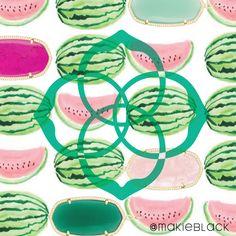 """watermelon """"Kendra Scott Danielle Earrings"""" SummerLOVE Makie Black Boutique www.makieblack.com Kendra Scott Jewelry, Diy Painting, Watermelon, Boutique, Earrings, Fun, Jewels, Ear Rings, Stud Earrings"""