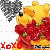 Animated Screensavers - Winnie The Pooh 8 Winnie The Pooh Pictures, Cute Winnie The Pooh, Winne The Pooh, Winnie The Pooh Quotes, Winnie The Pooh Friends, Animated Screensavers, Animated Gif, Disney Art, Walt Disney
