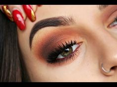 ULTIMATE NAKED BASICS GRUNGE MAKEUP TUTORIAL | HollBarnes - YouTube