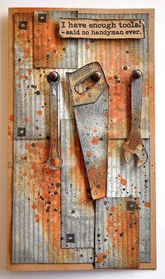 Tool Shed Rubber Stamp Set Ideas | Darkroom Door | Bloglovin'