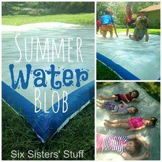 Summer Water Blog | SixSistersStuff.com