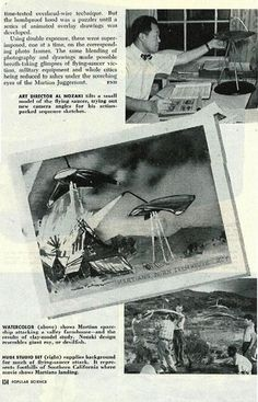 War of the Worlds 1953 article... 3