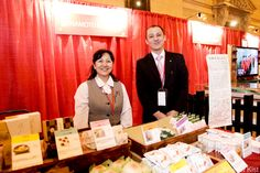 Our friends at Minamoto Kitchoan