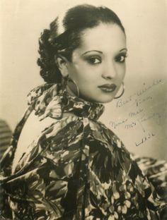 Golden2Golden Black Icons ReVisited: Nina Mae McKinney http://en.wikipedia.org/wiki/Nin...