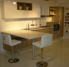 #Cucina #Terra di #Aran #Cucine su www.outletmobili-italia.it