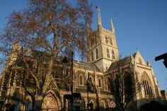 Southwark Cathedral from 1106 - Medieval London