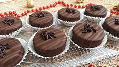 Cukroví líné hospodyňky - Vánoční nepečené cukroví | NejRecept.cz Nutella, Christmas Cookies, Muffin, Petra, Food And Drink, Ale, Breakfast, Desserts, Basket